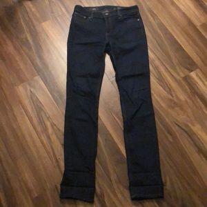 Sz 28 Jcrew Reid jeans, dark wash
